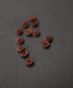Cotton Knopf Cinnamon Dust