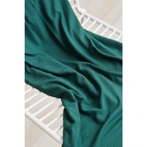 meetMilk Ribbed Jersey Emerald