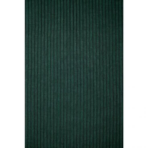 meetMilk Ribbed Jersey Deep Green