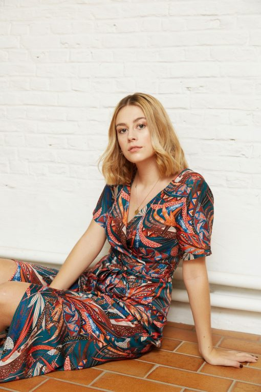 Savannah Dress Atelier Jupe