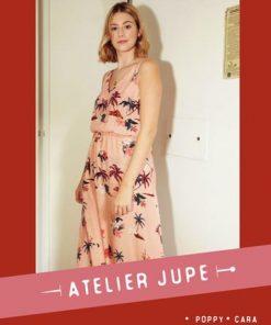Poppy et Cara Atelier Jupe