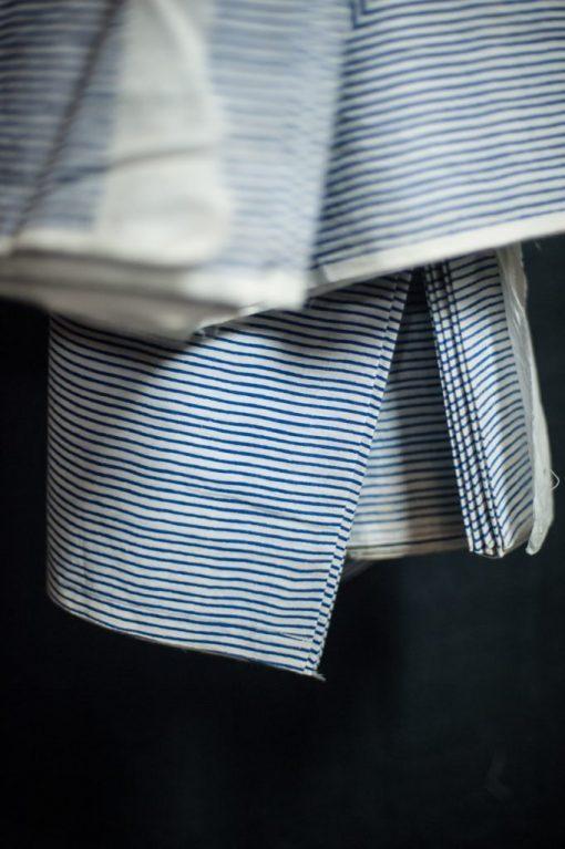 Merchant and Mills Lean Stripe Indigo