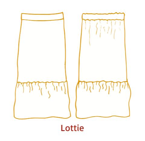 Lottie et Kate Atelier Jupe