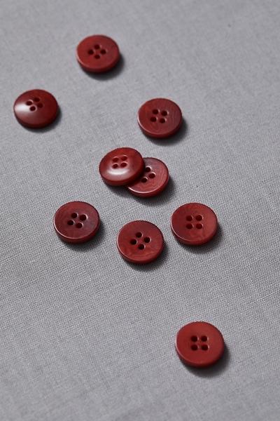 Plain Corozo Button Cider