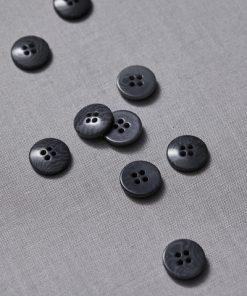Plain Corozo Button Anchor
